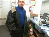 Coat/Jacket LEATHER COAT